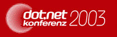 dot.net Konferenz 2003